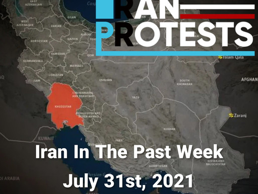 Iran In The Past Week
