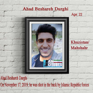 Ahad Beshareh Durghi