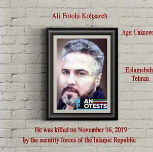 Ali Fotohi Kohsareh