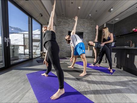 Yoga with Altitude