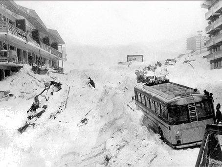 Remembering the UCPA Avalanche