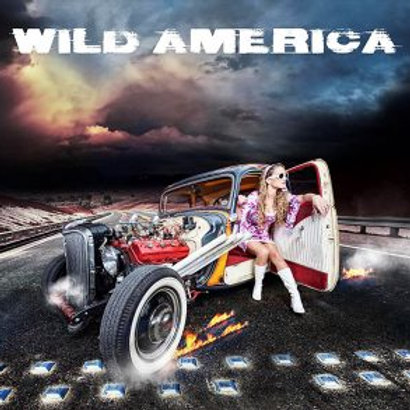 Sticker (Wild America)