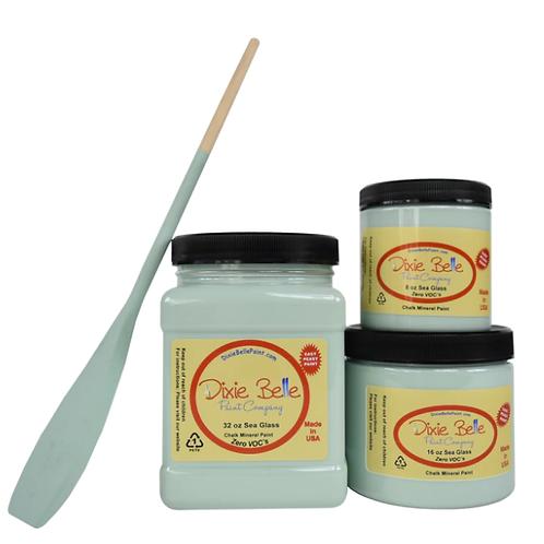 Sea Glass Chalk Mineral Paint 8 oz