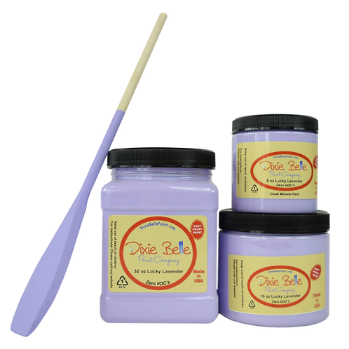 Lucky Lavender Chalk Mineral Paint 16 oz