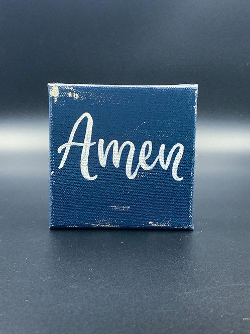 "Blue ""Amen"""