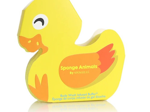 Spongellé Duck Bath Sponge Animal