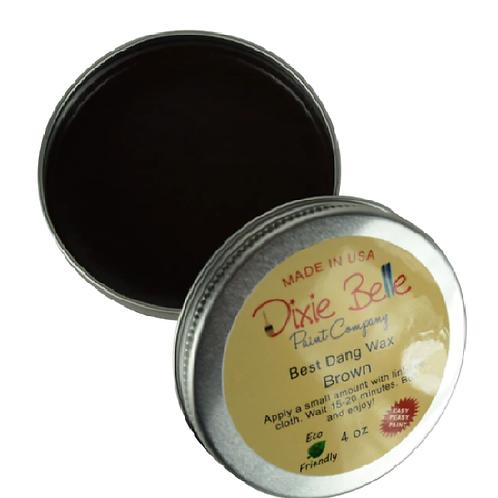 Best Dang Wax- Brown 4 oz