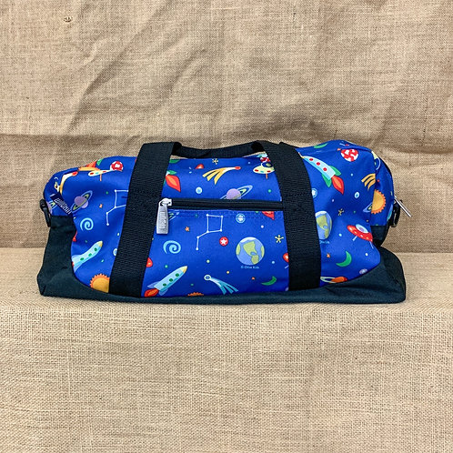 Outer Space Kids Duffel Bag
