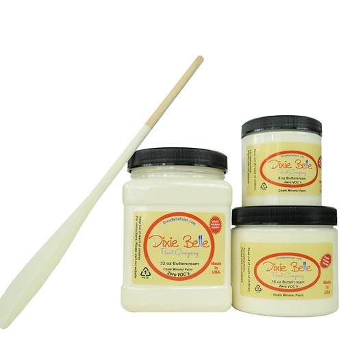Buttercream Chalk Mineral Paint 16 oz