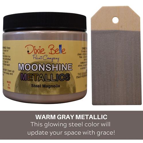 Moonshine Metallics- Steel Magnolia 16 oz