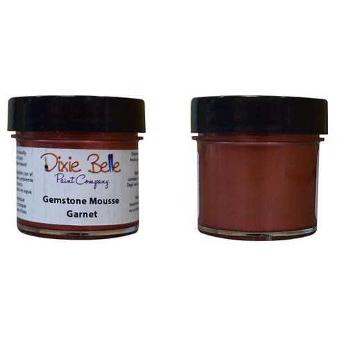 Gemstone Mousse- Garnet
