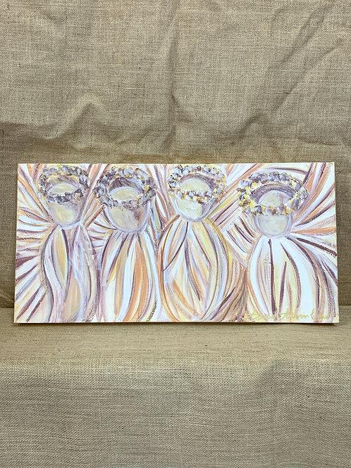 Gold Angels