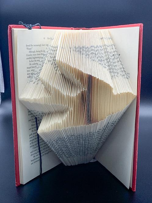 Folded Dove Book