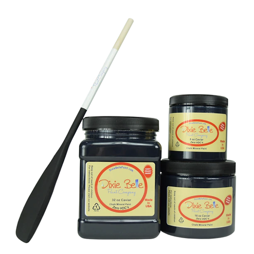 Caviar Chalk Mineral Paint 16 oz