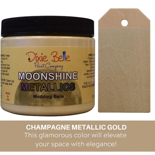 Moonshine Metallics- Wedding Belle 16 oz