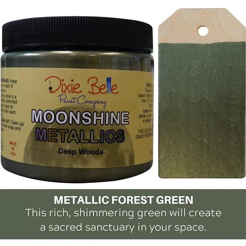 Moonshine Metallics- Deep Woods 16 oz