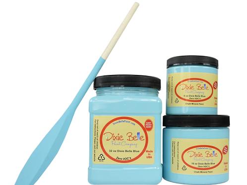 Dixie Belle Blue Chalk Mineral Paint 16 oz