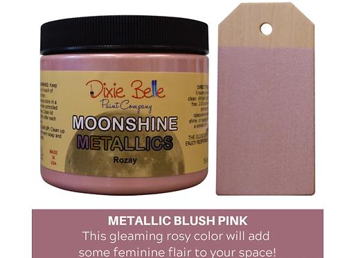 Moonshine Metallics- Rozay 16 oz