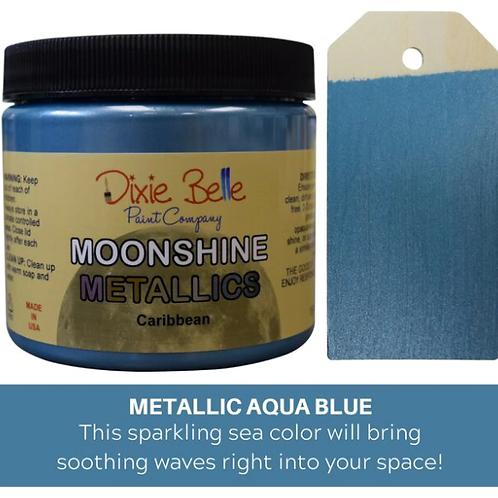 Moonshine Metallics- Caribbean 16 oz
