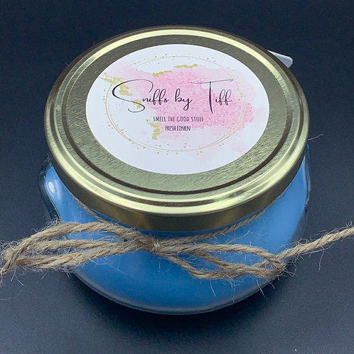 """""""Fresh Linen"""" Sniffs by Tiff Candle"""