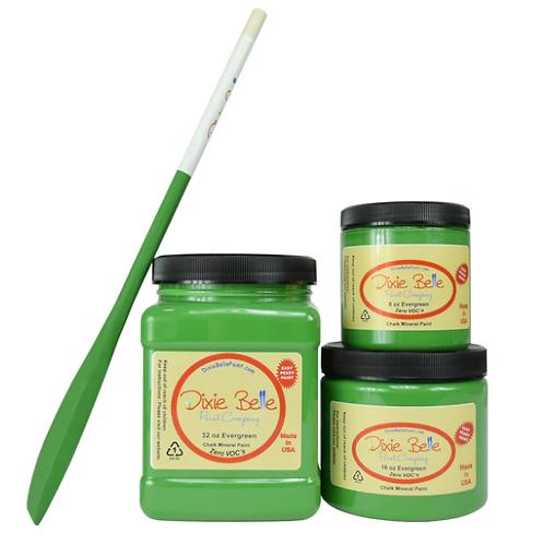 Evergreen Chalk Mineral Paint 8 oz