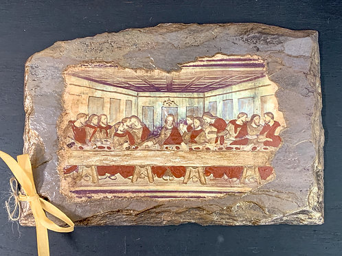 The Last Supper on New Orleans Slate