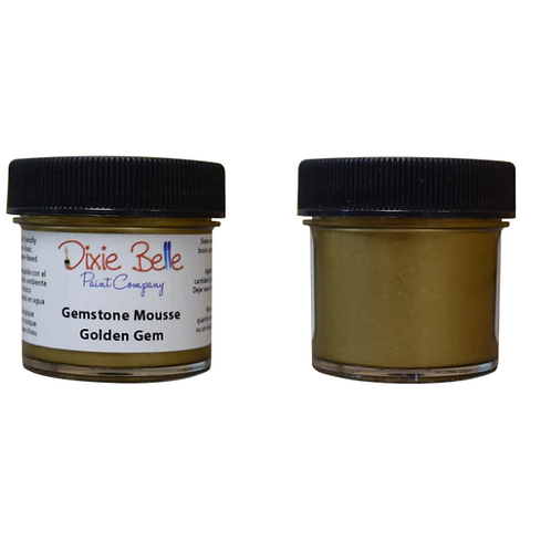 Gemstone Mousse- Golden Gem