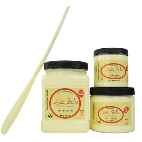 Lemonade Chalk Mineral Paint 16 oz
