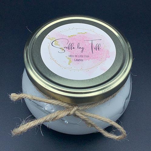"""Gardenia"" Sniffs by Tiff Candle"