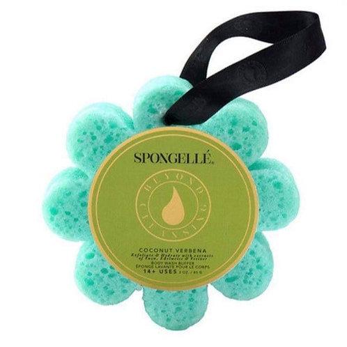 Spongellé Coconut Verbena Wild Flower Bath Sponge