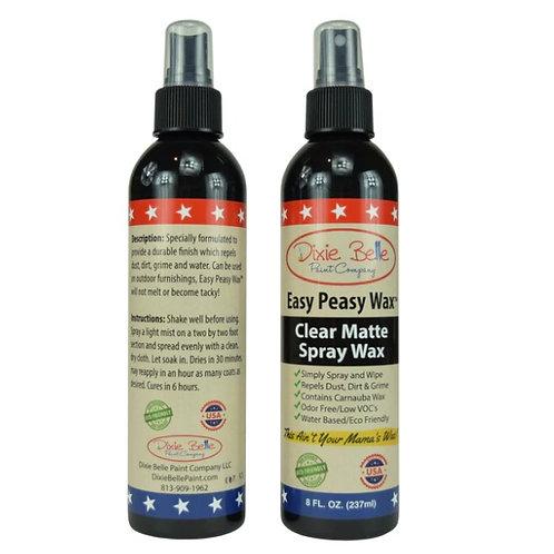 Easy Peasy Spray Wax 8 oz