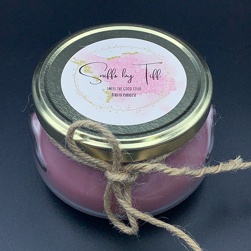 """""""Bird of Paradise"""" Sniffs by Tiff Candle"""