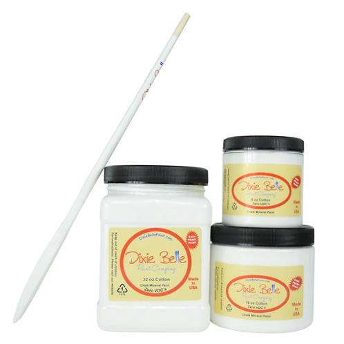 Cotton Chalk Mineral Paint 32 oz