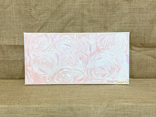 Light Pink Textured Roses