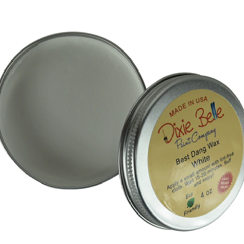 Best Dang Wax- White 4 oz