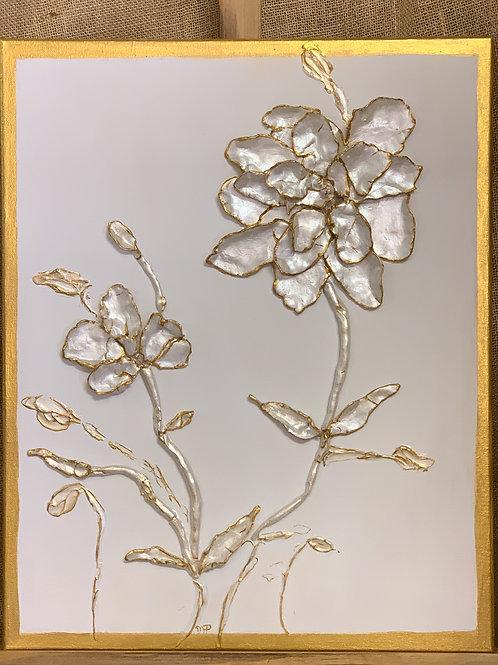 Pearlesent Flower