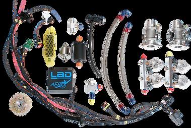 Contenu kit injection rotax 912
