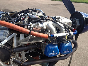 Montage kit injection rotax 912