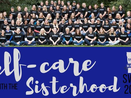 Self-Care with the Sisterhood at SWAT 2018