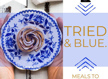 Tried & Blue: Recipes from the Women of Backing the Blue Line