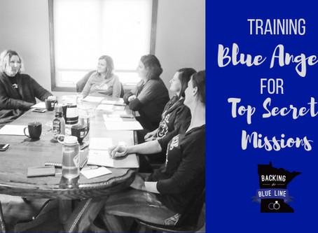 Training Blue Angels for Top Secret Missions