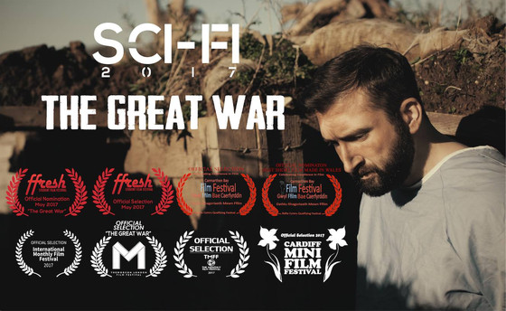 The Great War gets Selected for the Camarthen Bay Film Festival 2017