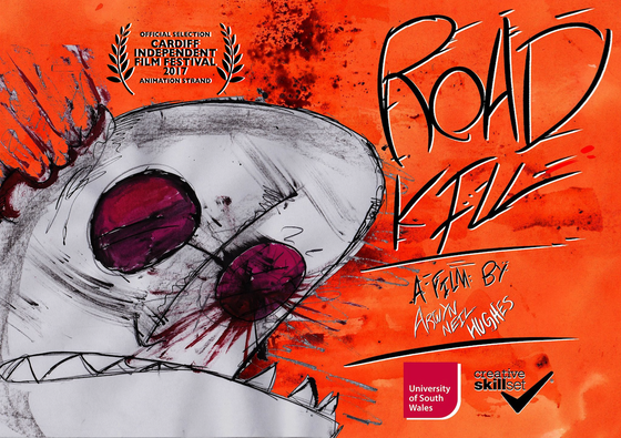 Animated Film Roadkill gets Selected for CIFF 2017