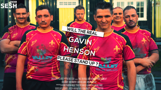 "BBC Sesh ""Will The Real Gavin Henson Please Stand Up?"" Comedy Short Now available online!"
