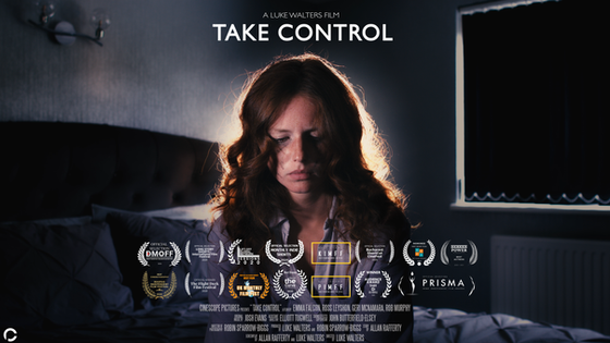 """""""Take Control"""" Festival Run 2020/21"""