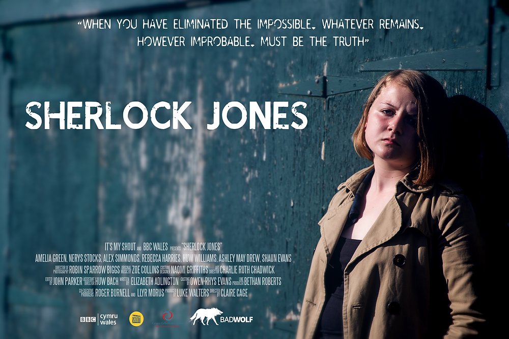Sherlock Jones Poster