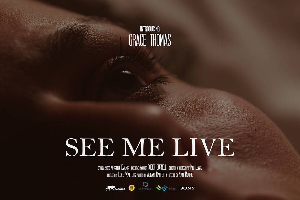 See Me Live Poster