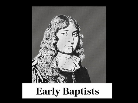 Early Baptists