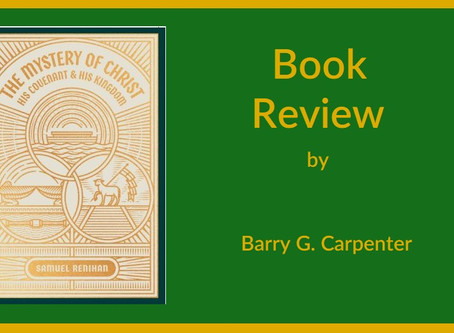 Book Review: The Mystery of Christ