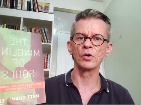 "Book Review: ""The Mingling of Souls"" by Matt Chandler"
